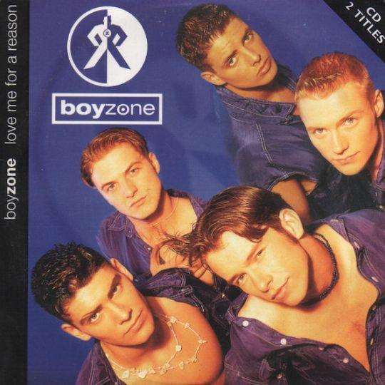 Coverafbeelding Love Me For A Reason - Boyzone