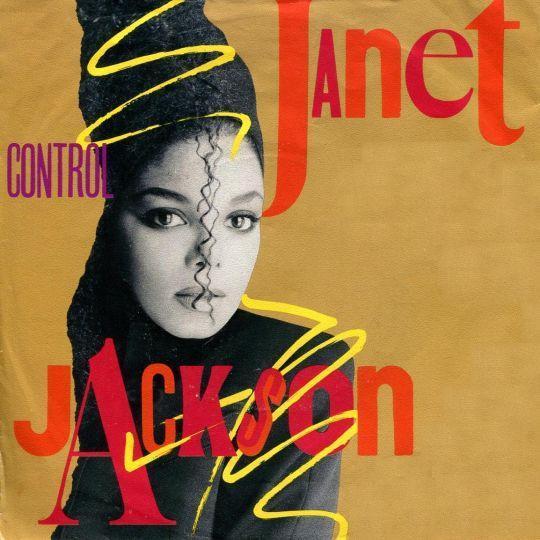 Coverafbeelding Janet Jackson - Control