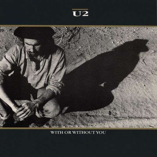 Coverafbeelding With Or Without You - U2