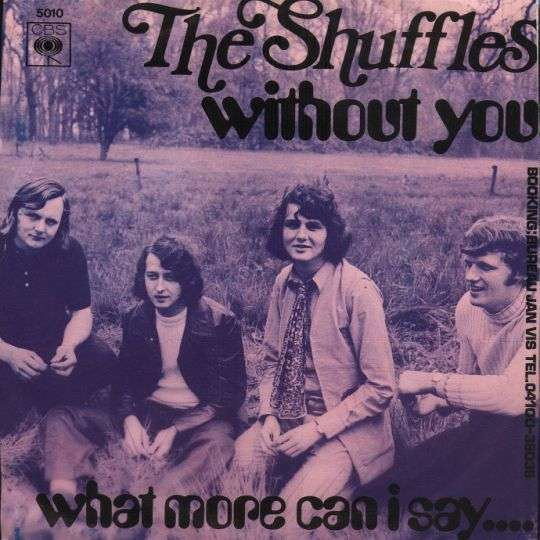 Coverafbeelding Without You - The Shuffles