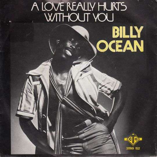 Coverafbeelding Billy Ocean - A Love Really Hurts Without You