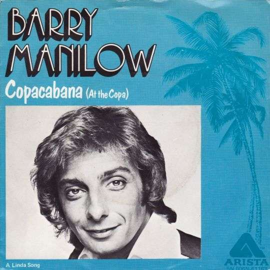 Coverafbeelding Copacabana (At The Copa) - Barry Manilow