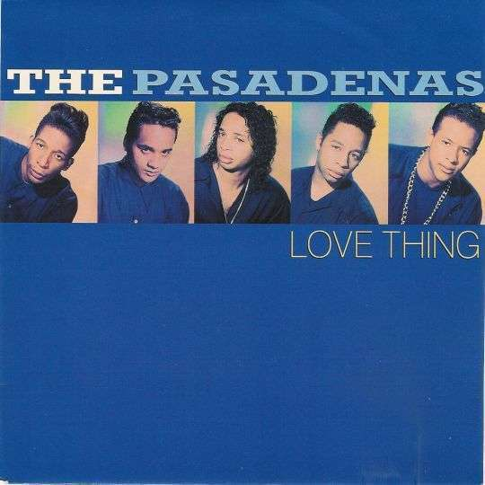 Coverafbeelding Love Thing - The Pasadenas