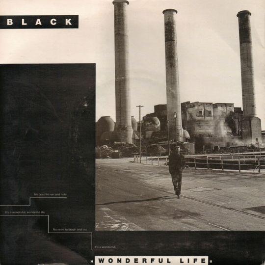 Coverafbeelding Black - Wonderful Life
