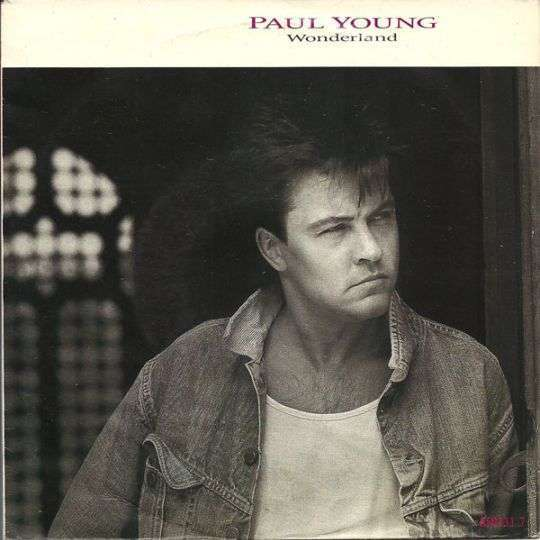 Coverafbeelding Wonderland - Paul Young