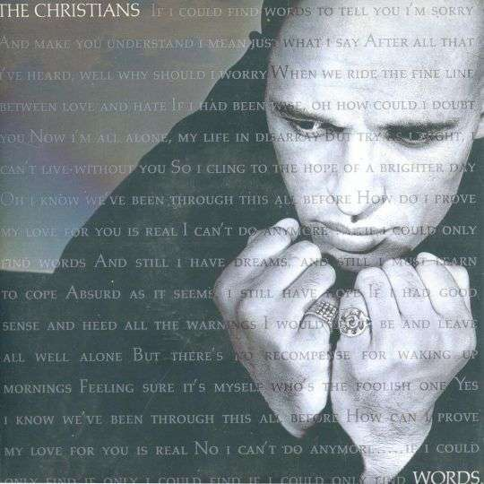 Coverafbeelding Words - The Christians