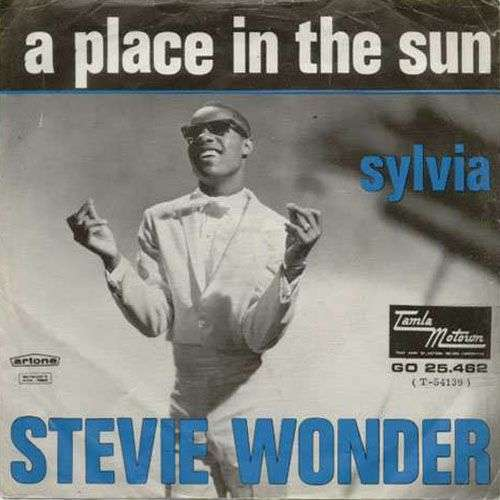 Coverafbeelding Stevie Wonder - A Place In The Sun