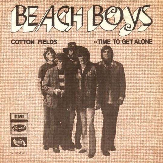 Coverafbeelding Cotton Fields - Beach Boys