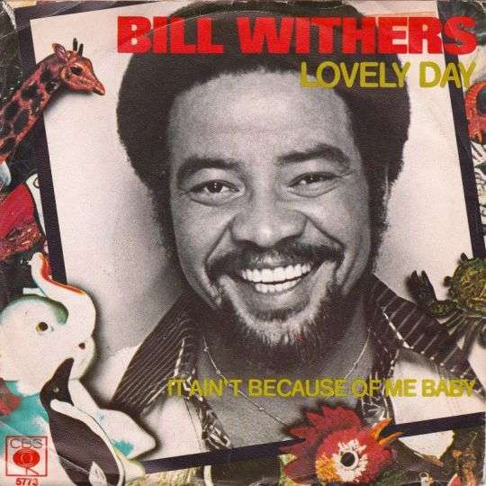 Coverafbeelding Bill Withers - Lovely Day