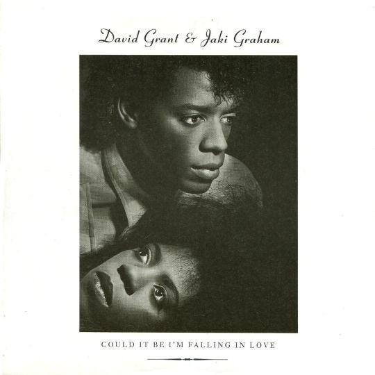 Coverafbeelding David Grant & Jaki Graham - Could It Be I'm Falling In Love