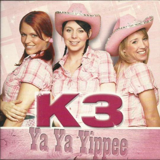 Coverafbeelding Ya Ya Yippee - K3