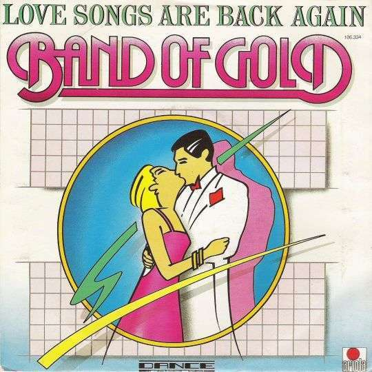 Coverafbeelding Band Of Gold - Love Songs Are Back Again