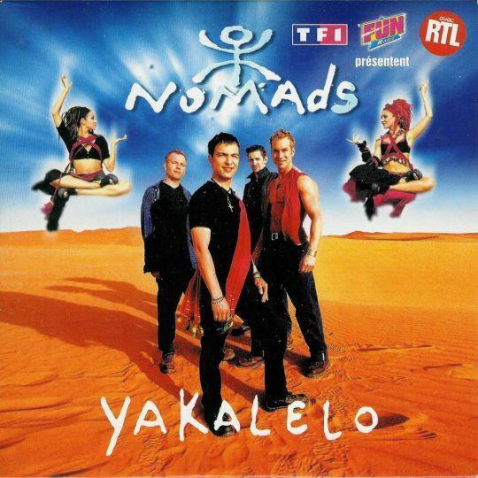 Coverafbeelding Yakalelo - Nomads