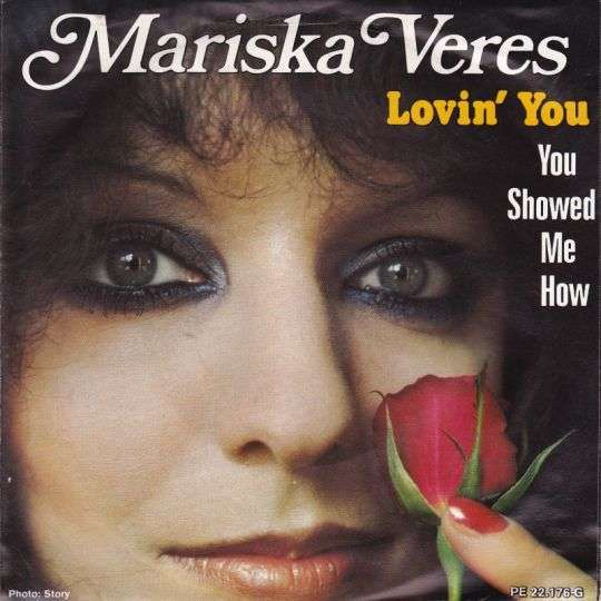 Coverafbeelding Lovin' You - Mariska Veres
