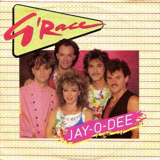 Coverafbeelding Jay-o-dee - G'race