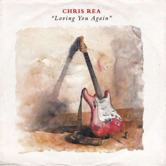 Coverafbeelding Loving You Again - Chris Rea