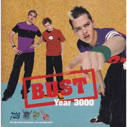 Coverafbeelding Bust - Year 3000