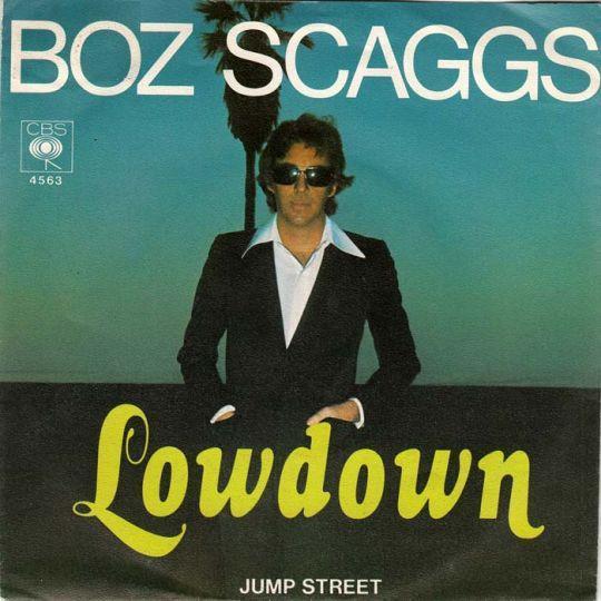 Coverafbeelding Boz Scaggs - Lowdown