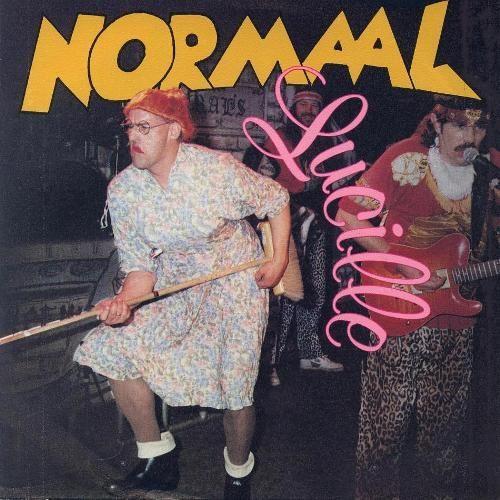 Coverafbeelding Lucille - Normaal