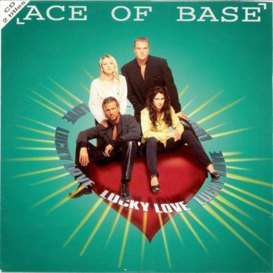 Coverafbeelding Lucky Love - Ace Of Base