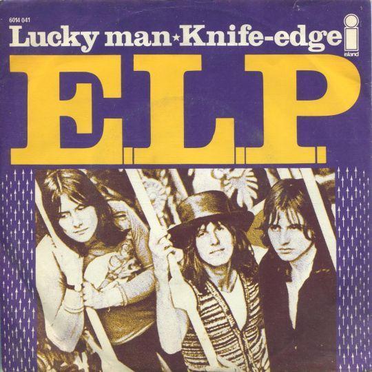 Coverafbeelding Lucky Man - E.l.p.