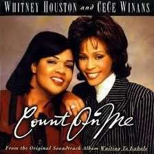 Coverafbeelding Count On Me - Whitney Houston And Cece Winans