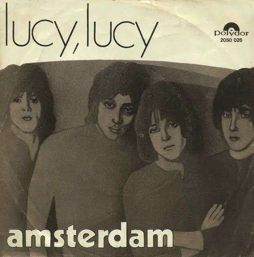 Coverafbeelding Lucy, Lucy - Amsterdam