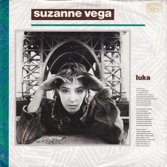 Coverafbeelding Suzanne Vega - Luka