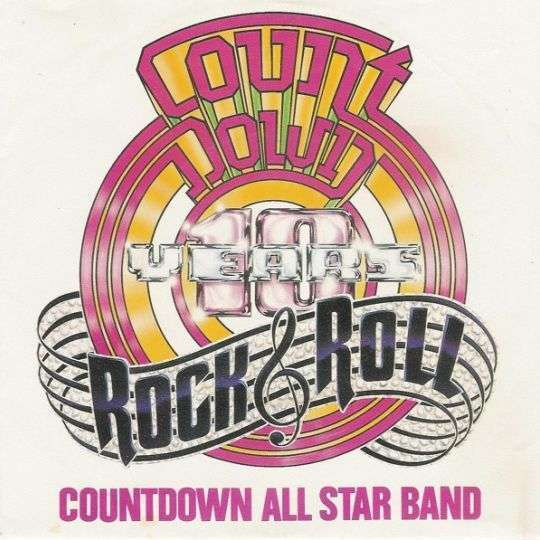 Coverafbeelding Countdown All Star Band - Countdown