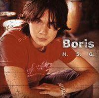 Coverafbeelding M. S. G. - Boris