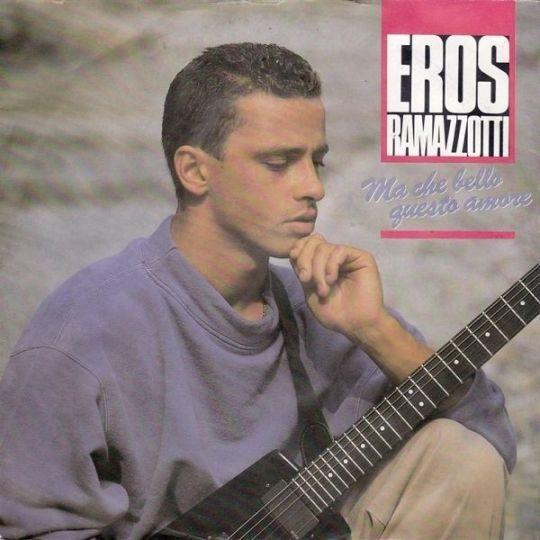 Coverafbeelding Ma Che Bello Questo Amore - Eros Ramazzotti