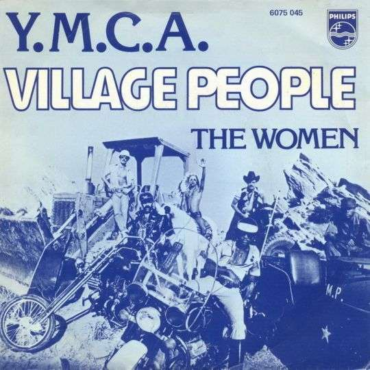 Coverafbeelding Y.m.c.a. - Village People