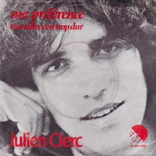 Coverafbeelding Ma Préférence - Julien Clerc