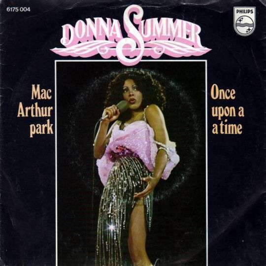 Coverafbeelding Mac Arthur Park - Donna Summer
