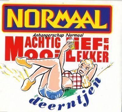 Coverafbeelding Machtig Mooi Lief En Lekker Deerntjen - Normaal