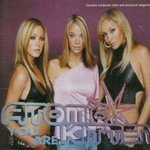 Coverafbeelding You Are - Atomic Kitten