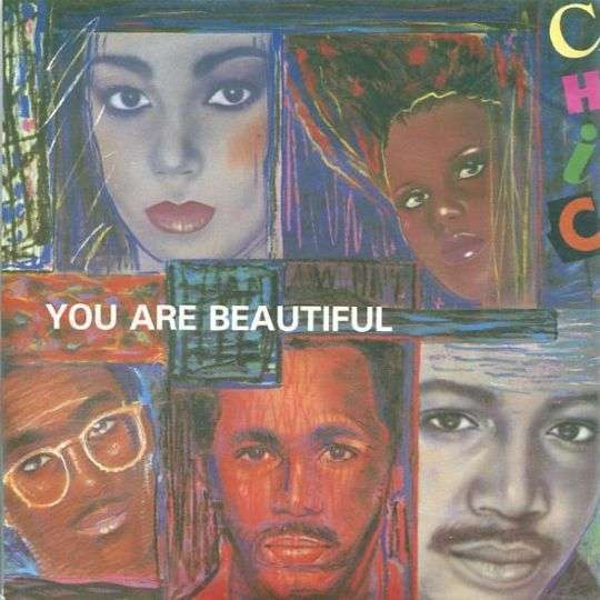 Coverafbeelding You Are Beautiful - Chic