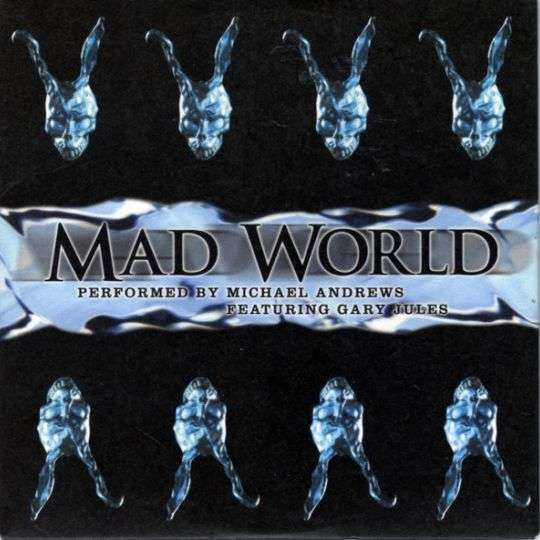 Coverafbeelding Michael Andrews featuring Gary Jules - Mad World