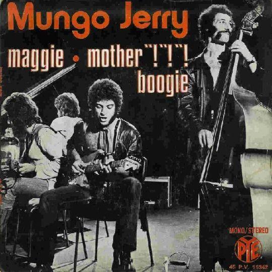 Coverafbeelding Maggie - Mungo Jerry