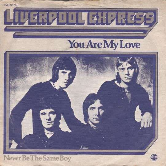 Liverpool Express You Are My Love Top 40