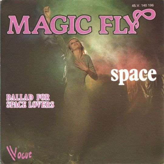 Coverafbeelding Space - Magic Fly