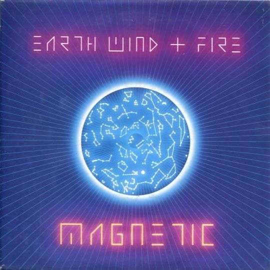 Coverafbeelding Magnetic - Earth Wind + Fire