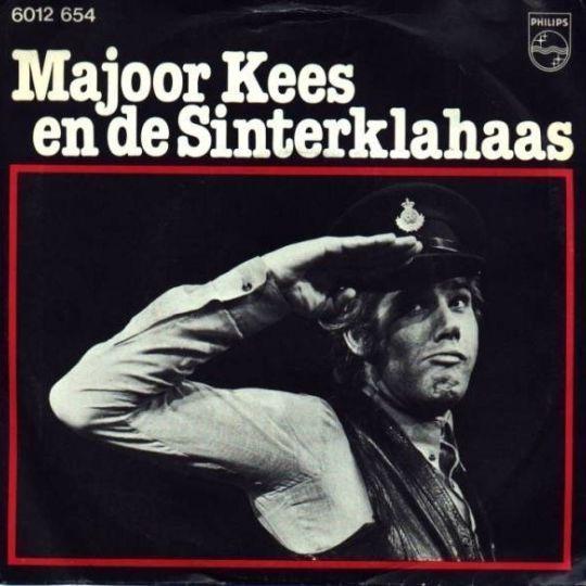 Coverafbeelding Majoor Kees En De Sinterklahaas - Paul Van Vliet
