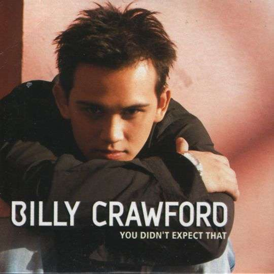 Coverafbeelding You Didn't Expect That - Billy Crawford