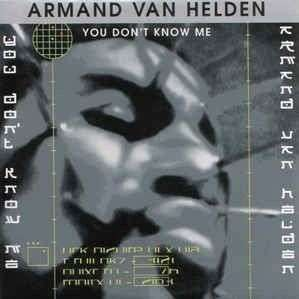 Coverafbeelding You Don't Know Me - Armand Van Helden