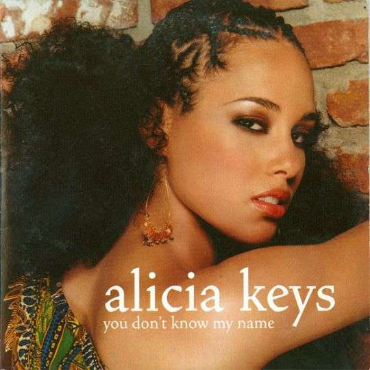 Coverafbeelding You Don't Know My Name - Alicia Keys