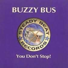 Coverafbeelding Buzzy Bus - You Don't Stop!