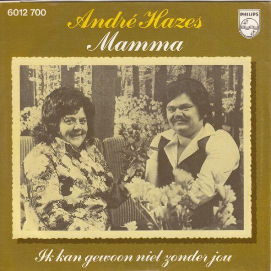 Coverafbeelding Mamma - André Hazes