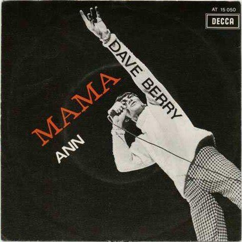Coverafbeelding Mama - Dave Berry
