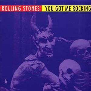 Coverafbeelding Rolling Stones - You Got Me Rocking